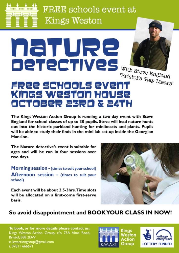 Kings Weston Schools event