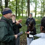 School's Nature Detectives day