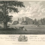 Kings Weston from the park 1825
