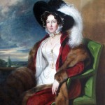 Mary de Clifford nee Bourke, Wife of the 21st Baron de Clifford.