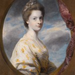 Sophia, mrs Edward Southwell, later Lady de Clifford (1743-1828) *oil on canvas *79.5 by 65.5 cm *1766