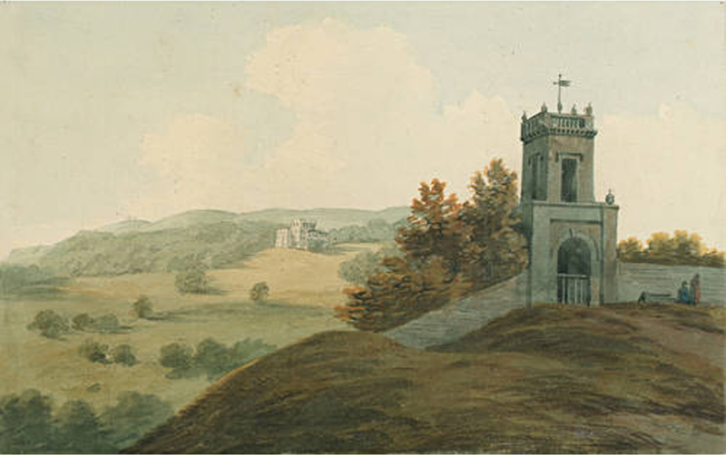 Kings Weston and Penpole Lodge, George Wolfe